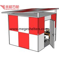 FRP Telecommunication Shelters