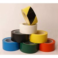 yellow floor marking tape HFT-103 Floor Tape