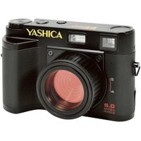 Yashica Digital Cameras and Underwater Cameras