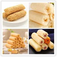 Sandwich Rice Nuts Leisure Food Production Line