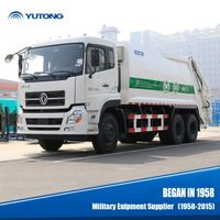 Yutong Compression type Garbage truck