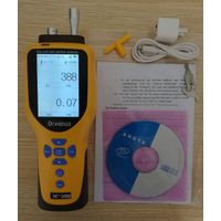 Multi pump-suction gas detector and particle counter OC-1000