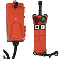 F21-2S industrial wireless radio remote controls for hoist and crane