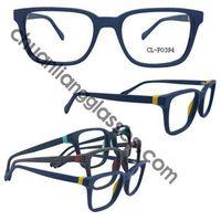 High and Medium Grade Acetate Optical Glasses Laminating Nose Bar and Ending Piece Eyewear