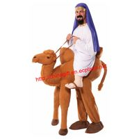 RIDE IN CAMEL COSTUME thumbnail image