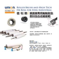 Roller Brush and High Tech FM Roll for Steel Industrial thumbnail image