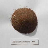 20/40 mesh grain abrasive garnet sand for polishing and sandblasting use and abrasive paper making