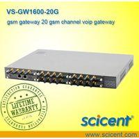 gsm gateway 20 gsm channel voip gateway