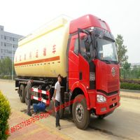 FAW bulk cement tanker