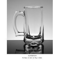 glass mug/ beer mug