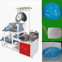 Full-automatic High Speed Sleeve cover making Machine