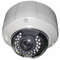 2.0 Megapixel Remote Focus and Zoom Vandal Proof IR 30m Dome IP Camera thumbnail image