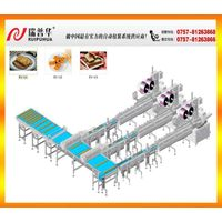 Wafer biscuit fully automatic packing line thumbnail image