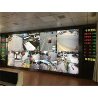 Ultra HD Small Pitch LED Display P1.667 With 360000 Dots Per Square Meter For Traffic Monitor etc