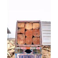 Doussie Square logs