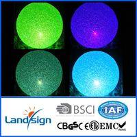 Oem led light manufacture 2016 new product XLTD-1516 led color changing floating balls thumbnail image