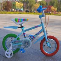 good quality kids bicycle 3-10 years old children exercise bike