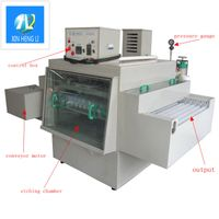 directly sells practice widely small metal signage nameplate chemical etching machine