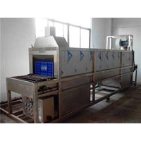 Plastic Turnover Box Spray Cleaning Machine