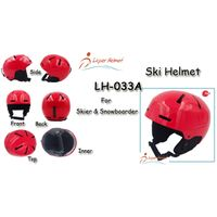 Junior Ski Helmet LH-033A for youth skier and snowboarder