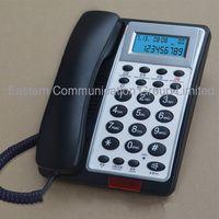 Hotel Phone Caller ID Landline Telephone thumbnail image