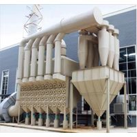 Mutiple Cartridge Filter Dust Collector/Centralized Welding thumbnail image