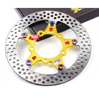scooter stainless steel brake disc rotor