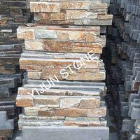 YIJUN STONE/ Warn color natural stone/ Fireplace stone/ wall stone thumbnail image