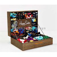 Custom Footwear Products Wholesale Custom MDF Socks Display Case
