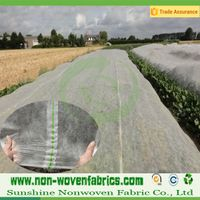 100% pp agriculture nonwoven fabric cover