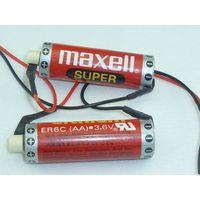 3.6V Lithium Battery Maxell ER6C(AA)