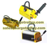 powerful permanent magnetic lifter thumbnail image