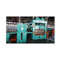 High Speed Hydraulic Steel Coil cuttolength line