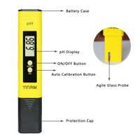 PH meter for water quality tester