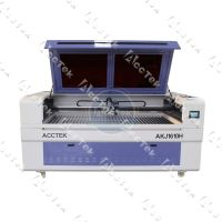 Co2 cnc laser machine cheap laser metal nonmetal cutter AKJ1610H thumbnail image