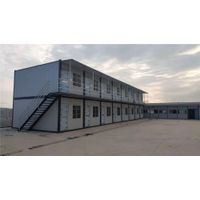 2020 cheap easy assemble movable 20ft Container House
