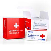 Disposable alcohol disinfection cotton pads disinfection alcohol tablets disinfection wipes