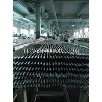 Ti-6al4v Eli Titanium Dental Implants