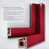 upvc window profiles