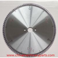 TCT circular saw blades for cutting different material