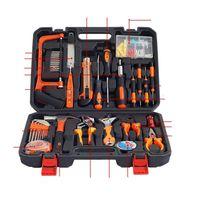 Hot Sale Household Tool Kit High Quality 100Pcs Hand Tool Set Portable Mini Household Hand Ware Tool thumbnail image