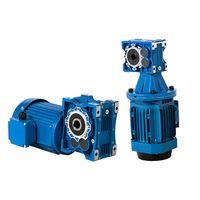 Hypoid gear motor