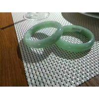 Handmade, jade bracelet