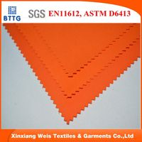 fire resistant cotton nylon FR fabric for safety workwear