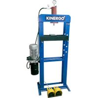 Torque converter hydraulic press