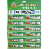12pc/card high quality super glue