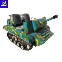 hina the latest game tank car mini amusement tank with good service