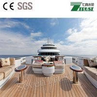 Synthetic pvc teak flooring, used for boat