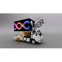 SoPower Mobile LED Advertising Vehicles on Sale