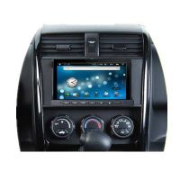 In-Dash Double DIN Android Car PC With Touch Monitor ,Full functions of Car DVD,DV,Portable Computer